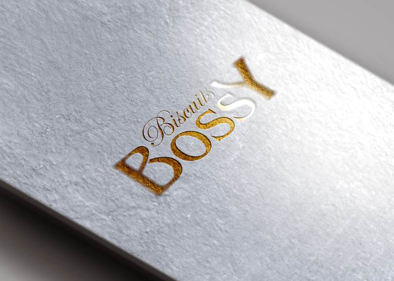 Logo | Biscuits Bossy