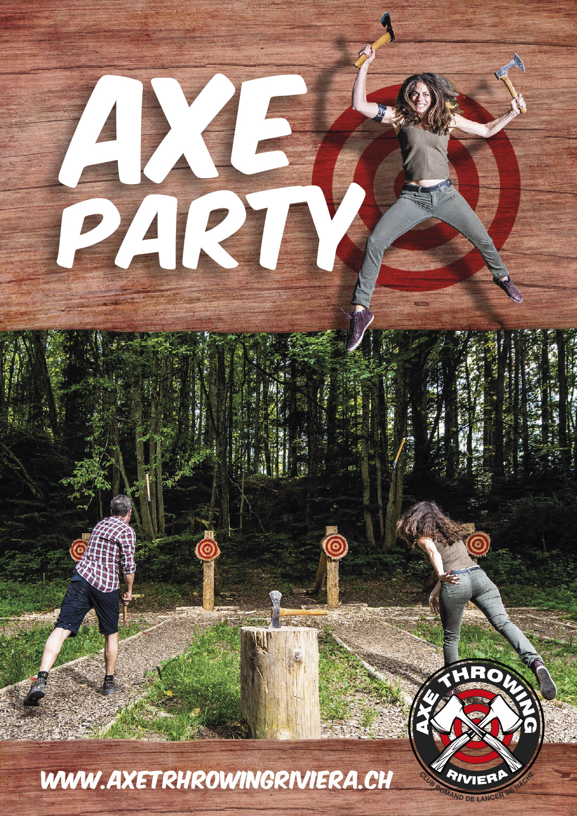 Flyer AxeParty Maq2