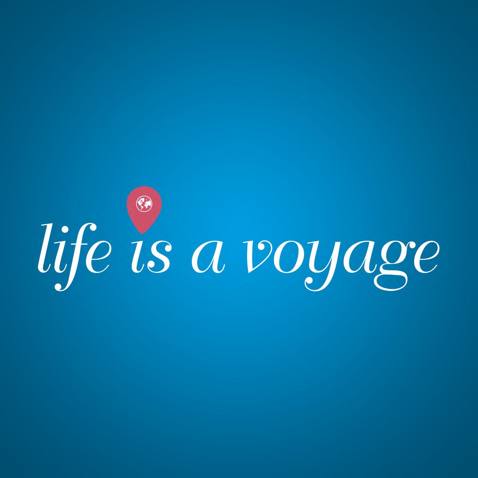 Logo Life Is A Voyage