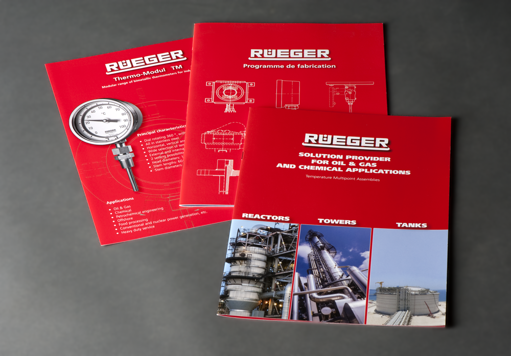 Brochures technique | Rüeger